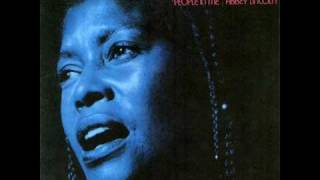 Abbey Lincoln - People in Me