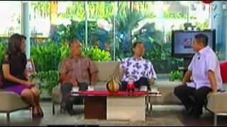 Jubir FPI Munarman Siram Tamrin Tomagola Di Acara Live TvOne