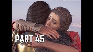 ASSASSIN'S CREED ODYSSEY Walkthrough Part 45 - Mommy (Let's Play Commentary)