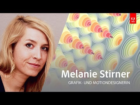 Live Motion Design mit Melanie Stirner - Adobe Live 1/3