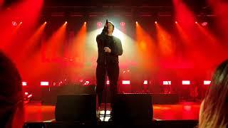 Lewis Capaldi   'Bruises' Live [4K] @ Manchester Academy 23.11.19