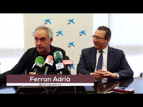 Ferran Adrià en Focus Pyme y Emprendimiento Marina Baixa 2017[;;;][;;;]