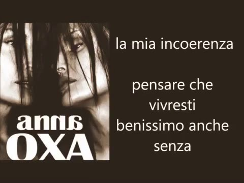 , title : 'Anna Oxa-Un'emozione da poco con testo'