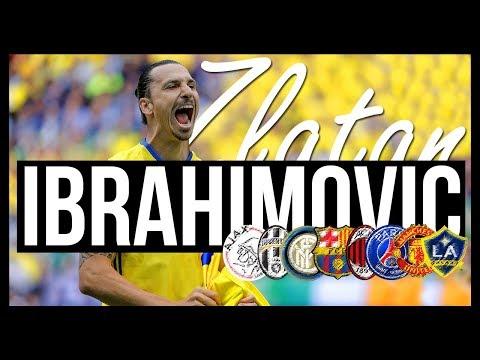ZLATAN IBRAHIMOVIC | Ibrakadabra - Best Skills & Goals