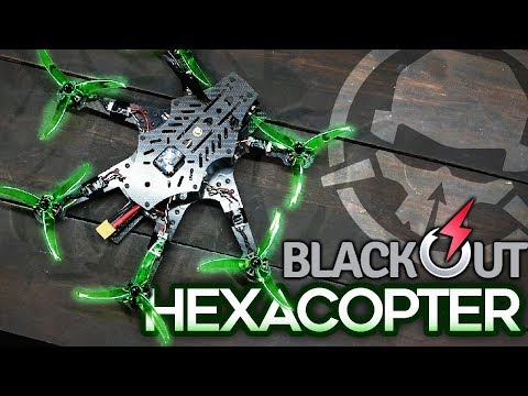 The Hexacopter - Butter Smooth?