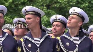 Russia: Sevastopol honours Black Sea Fleet's 235th anniversary