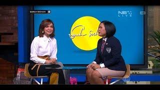 Senangnya Teh Sarah Hakhirnya Bisa Di Wawancarai Najwa Shihab (4/5)