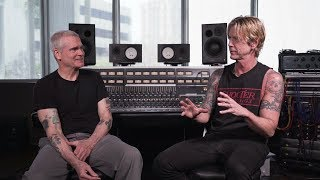 Duff McKagan Talks To Henry Rollins About Guns N' Roses And Writing His Solo Album, 'Tenderness'