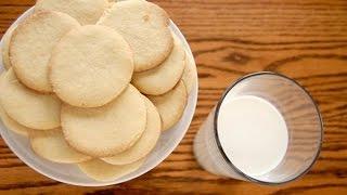 Творожное печенье. Печенье из творога. Простой рецепт! Творожное тесто.