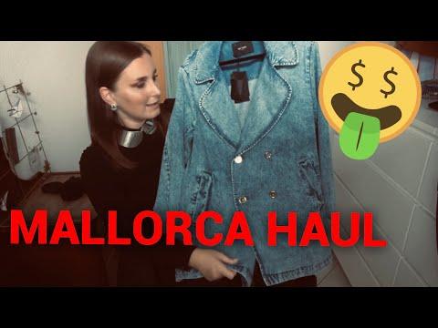 MALLORCA HAUL XXL   DIOR   LONGCHAMP   CLARINS   DIESEL