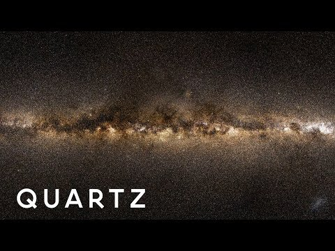 The Latest Star Map of Our Milky Way Galaxy