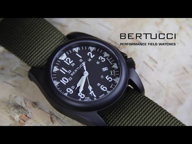 Bertucci® Field Watches