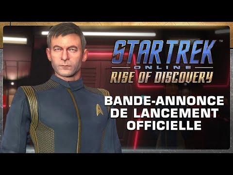 Star Trek Online : Bande-annonce de lancement officiel