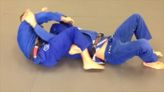 Lasso Sweep Going Straight To The Armbar by Marcos Tinoco