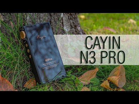 Обзор плеера Cayin N3Pro – без стримингов, но с блэкджеками, лампами и драйвом.
