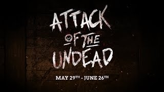 Official Call of Duty®: WWII — 'Attack of the Undead!' Community Event Trailer - Video Youtube