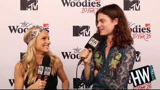 BØRNS Talks Taylor Swift Support & Favorite Music! (SXSW 2016)