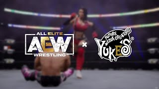 AEW Yuke's Console Game First Trailer (Reveal Teaser Trailer)