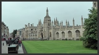 preview picture of video 'Day Trip to Cambridge England'