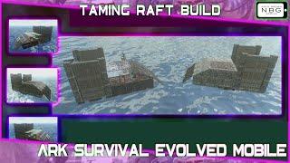 Descargar MP3 de Ark Mobile How To Build The Ultimate Taming Raft