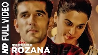 Rozana Full Video Song | Naam Shabana | Akshay Kumar