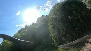 FPV Freestyle at the park