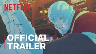 Bright: Samurai Soul | Official Trailer | Netflix