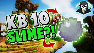 THE KB10 SLIMEBALL HAS RETURNED!!!! ( Hypixel Skywars )