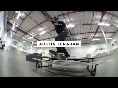TWS Park Austin Lenahan   TransWorld SKATEboarding