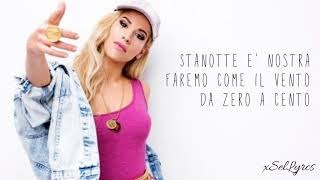 Baby K   Da Zero A Cento (Lyrics Video)