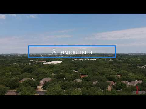 Summerfield Neighborhood | San Antonio, TX
