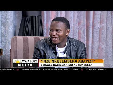 Mwasuze Mutya: Olugendo lwa Julius Kateregga Guild Pulezidenti w'e Makerere
