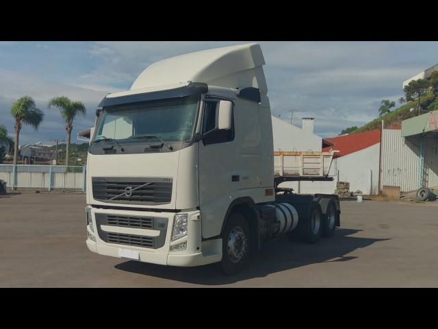 Vídeo do caminhão FH 440 6X2 T. Baixo