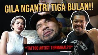 BIKIN TATTOO BAYAR PAKE BOBO?!!
