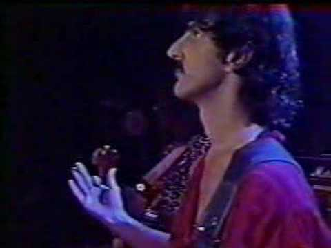 The Black Page #2 - Frank Zappa at Palladium New York
