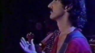 The Black Page #2 - Frank Zappa at Palladium New York