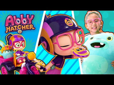 Abby Hatcher Fuzzly Rescues, Adventures, Mysteries and More! - Compilation #1