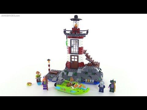 LEGO® Scooby-Doo!™ Маяк с призраками 75903