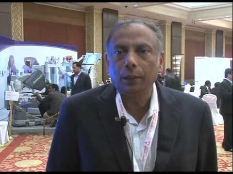 Raj Vattikuti, Vattikuti Foundation President- 2012 VGR Conference