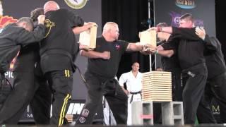 Part 2 2015 U S Open World Martial Arts Tournament Breaking Eliminations