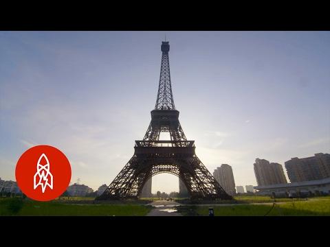 Paříž v Číně