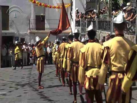 Fiestas del Cristo de la Yedra. Válor. Granada.