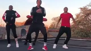 AfroB X TeamSalute   Shaku Shaku (DanceVideo)