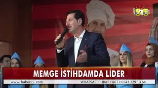 SAMSUN'DA 121 KURSİYER SERTİFİKALARINI ALDI