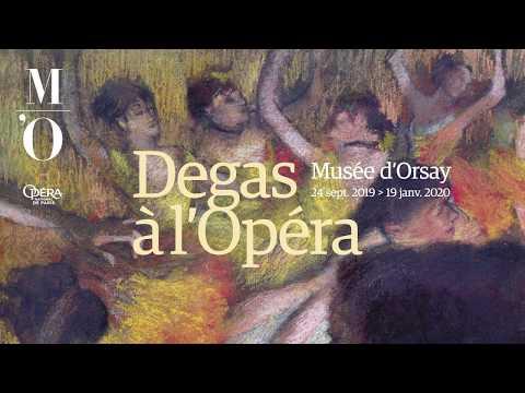 Degas à l'Opéra - Teaser