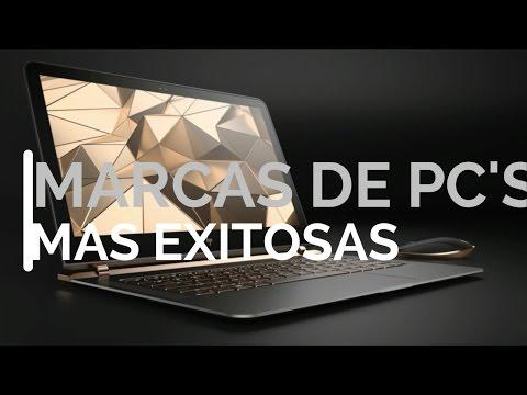 10 MARCAS DE COMPUTADORAS QUE LIDERAN EL MUNDO 2017