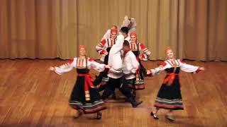 1321 «Народный коллектив» хореографический ансамбль «Радужный» Не ходи, моя милая г о  Подольск