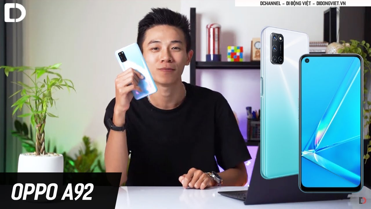 Hiệu năng Oppo A92 - Mua Oppo A92 phải xem video này!!!