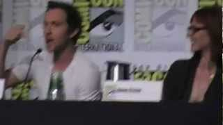 SDCC 2012 Being Human Panel 2 - BeingFans