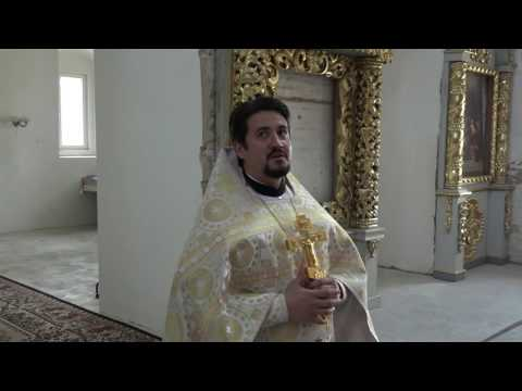 Проповедь в Преображенском храме